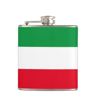 Flag of North-Rhine Westphalia Hip Flask