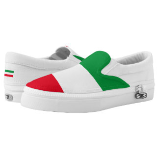 Flag of North-Rhine Westphalia Slip On Shoes