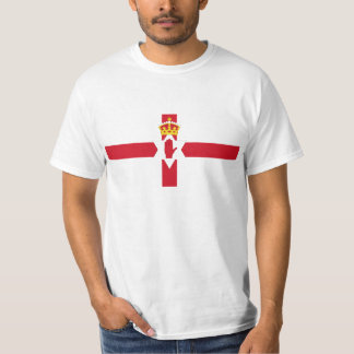 Flag of Northern Ireland T Shirt