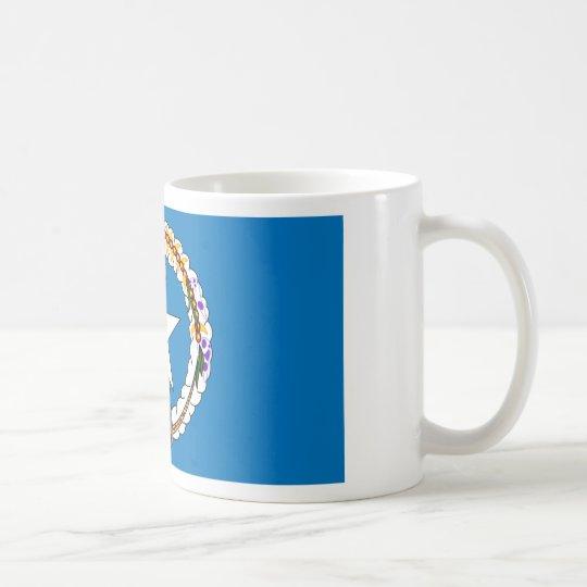 Flag Of Northern Mariana Islands (USA) Coffee Mug