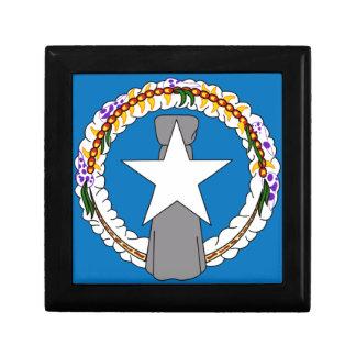 Flag Of Northern Mariana Islands (USA) Gift Box