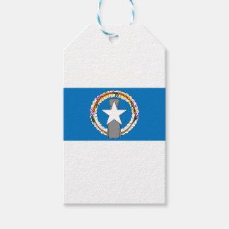 Flag Of Northern Mariana Islands (USA) Gift Tags