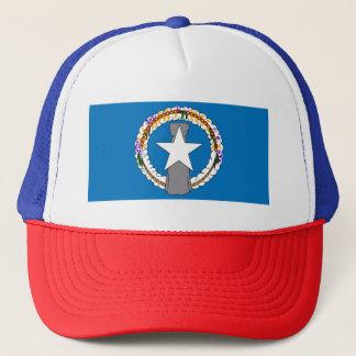 Flag Of Northern Mariana Islands (USA) Trucker Hat