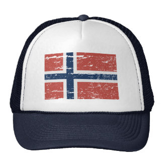 FLAG OF NORWAY CAP