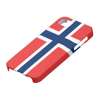 Flag of Norway iPhone 5 Case-Mate ID™ Case For The iPhone 5