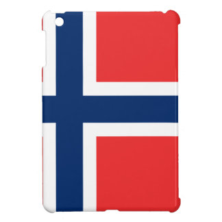 Flag of Norway - Norges flagg - Det norske flagget Cover For The iPad Mini