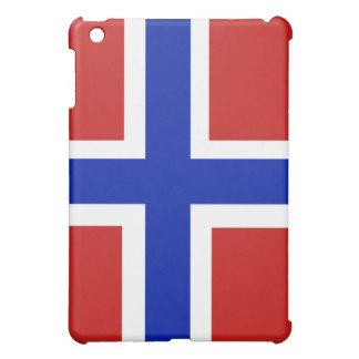 Flag of Norway Scandinavian iPad Mini Covers