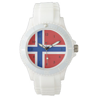 Flag of Norway Watch