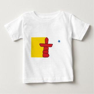 Flag of Nunavut Baby T-Shirt