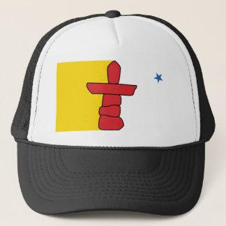 Flag of Nunavut Trucker Hat
