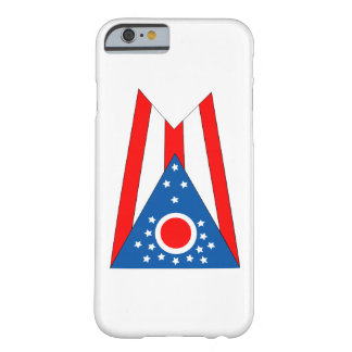 Flag of Ohio Barely There iPhone 6 Case