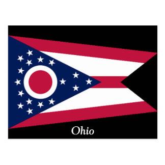 Flag of Ohio Postcard