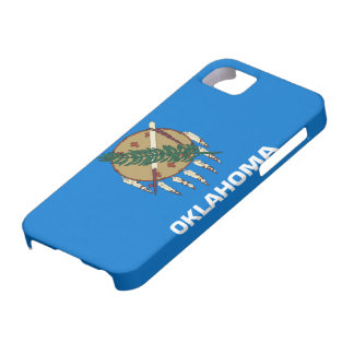 Flag of Oklahoma iPhone 5 Covers