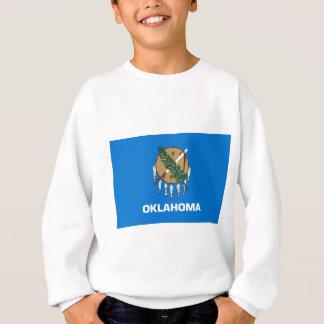 Flag Of Oklahoma Sweatshirt