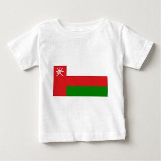 Flag_of_Oman Baby T-Shirt