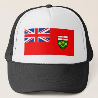 Flag of Ontario Trucker Hat