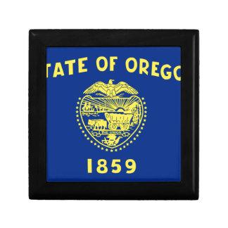 Flag Of Oregon Gift Box