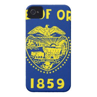 Flag Of Oregon iPhone 4 Case-Mate Case