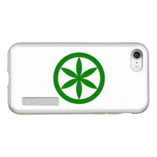 Flag of Padania Silver iPhone Case