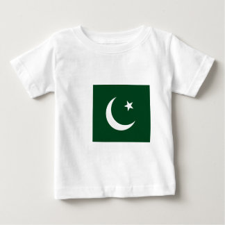 Flag_of_Pakistan Baby T-Shirt
