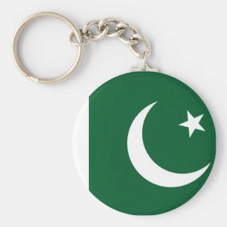 Flag of Pakistan Key Ring