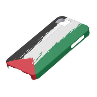 Flag of Palestine - Art Case For The iPhone 5