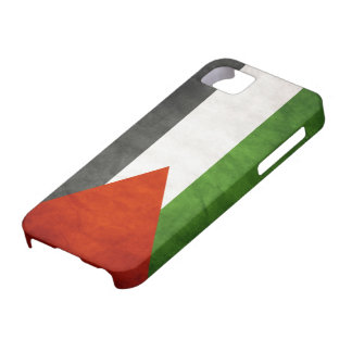 Flag of Palestine - Grunge iPhone 5 Covers