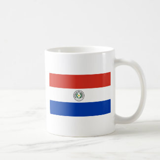 Flag of Paraguay - Bandera de Paraguay Coffee Mug