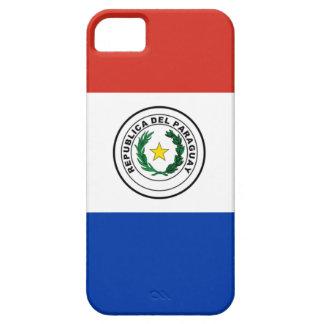 Flag of Paraguay - Bandera de Paraguay iPhone 5 Case