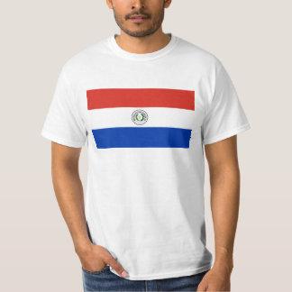 Flag of Paraguay - Bandera de Paraguay T-Shirt