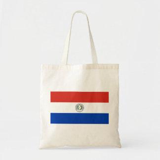 Flag of Paraguay - Bandera de Paraguay Tote Bag