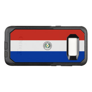 Flag of Paraguay Samsung OtterBox Case