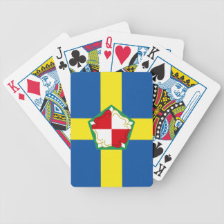 Flag of Pembrokeshire Bicycle Playing Cards