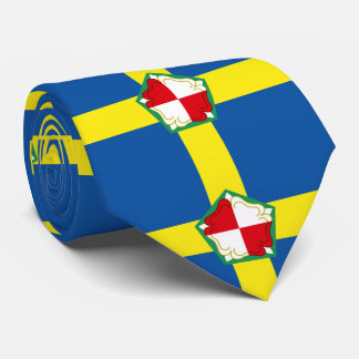 Flag of Pembrokeshire Tie