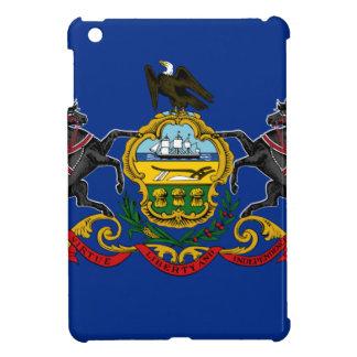 Flag OF Pennsylvania Cover For The iPad Mini