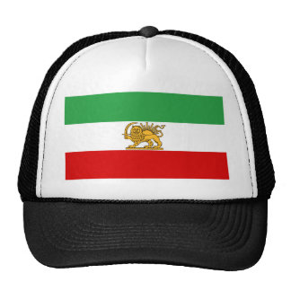 Flag of Persia / Iran (1964-1980) Cap