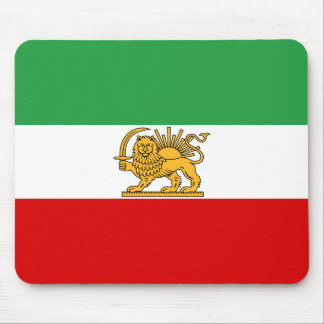 Flag of Persia / Iran (1964-1980) Mouse Pad