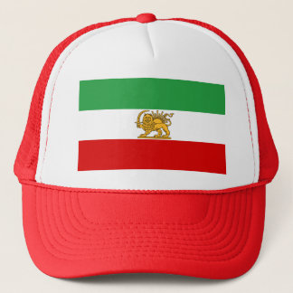 Flag of Persia / Iran (1964-1980) Trucker Hat