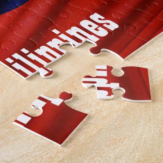 Flag of Philippines puzzle