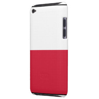 Flag of Poland iPod Touch Case-Mate Barely There™ iPod Touch Case