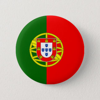 Flag of Portugal Button