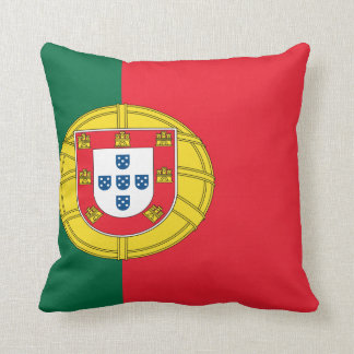 flag of portugal cushion