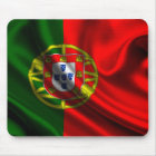 Flag of Portugal, Portuguese Flag Mouse Pad