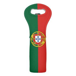 Flag of Portugal Wine Bag