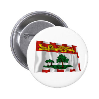 Flag of Prince Edward Island Canada Pin