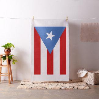 Flag of Puerto Rico Fabric