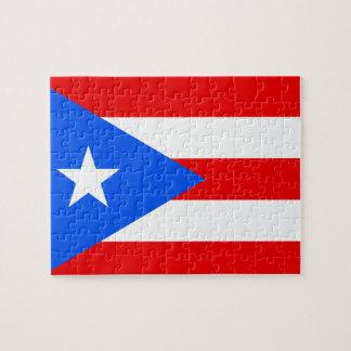 Flag of Puerto Rico Puzzle