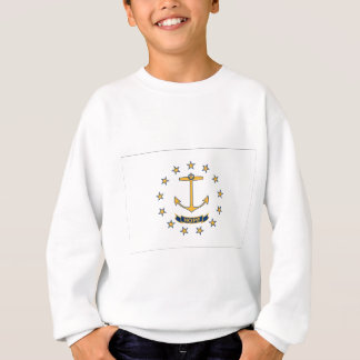 Flag Of Rhode Island Sweatshirt