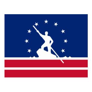 Flag of Richmond, Virginia Postcard