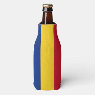Flag of Romania Bottle Cooler